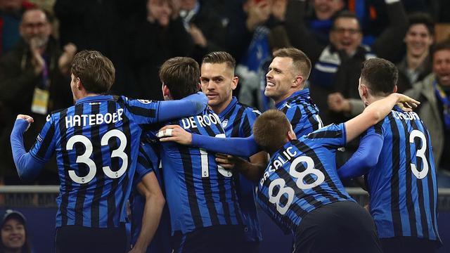 Atalanta Pastikan Langkah ke Babak Delapan Besar Liga Champions