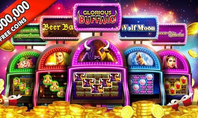 Game Slots Casino - Jackpot Mania